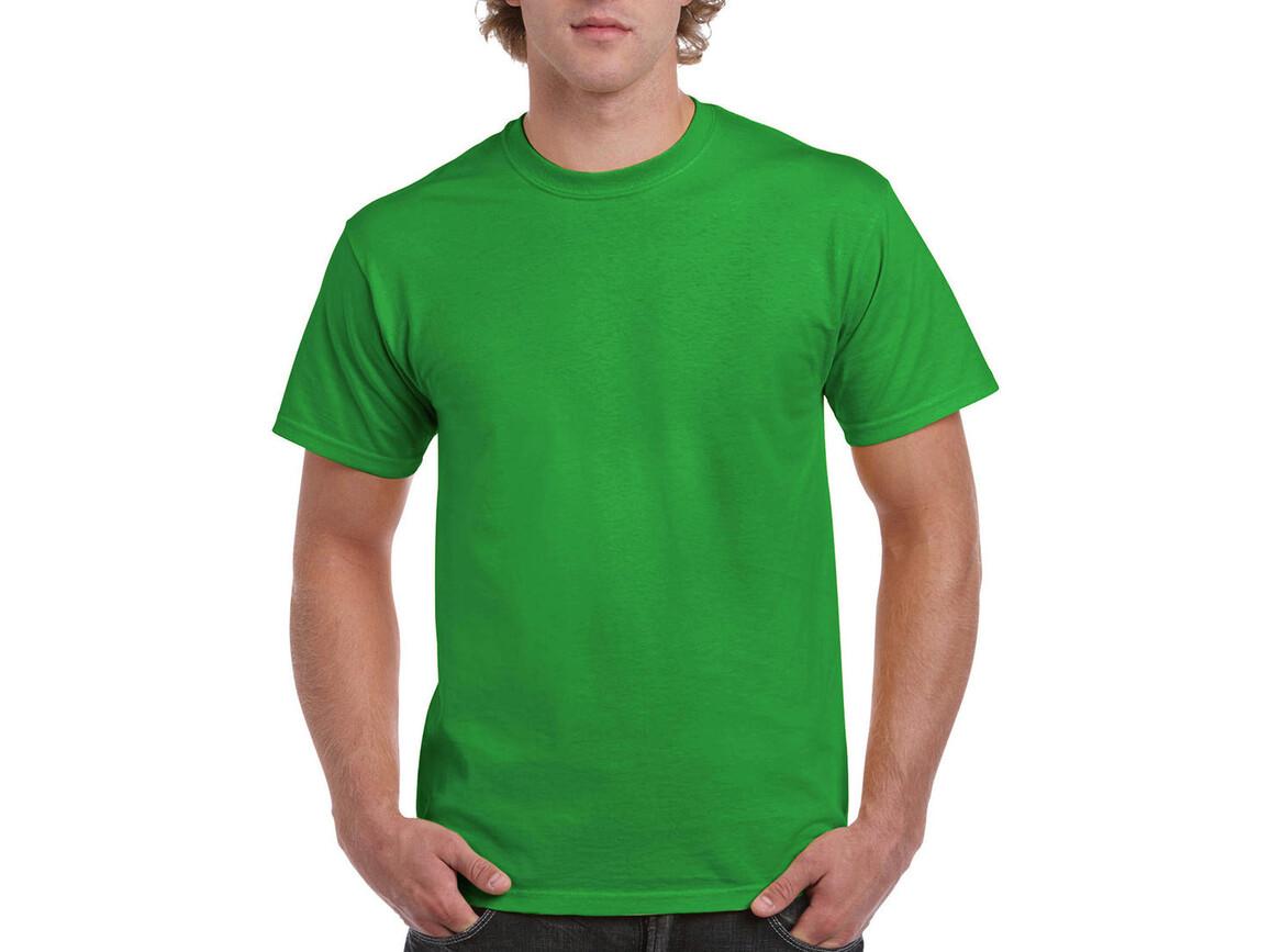 Gildan Ultra Cotton Adult T-Shirt, Irish Green, M bedrucken, Art.-Nr. 102095094