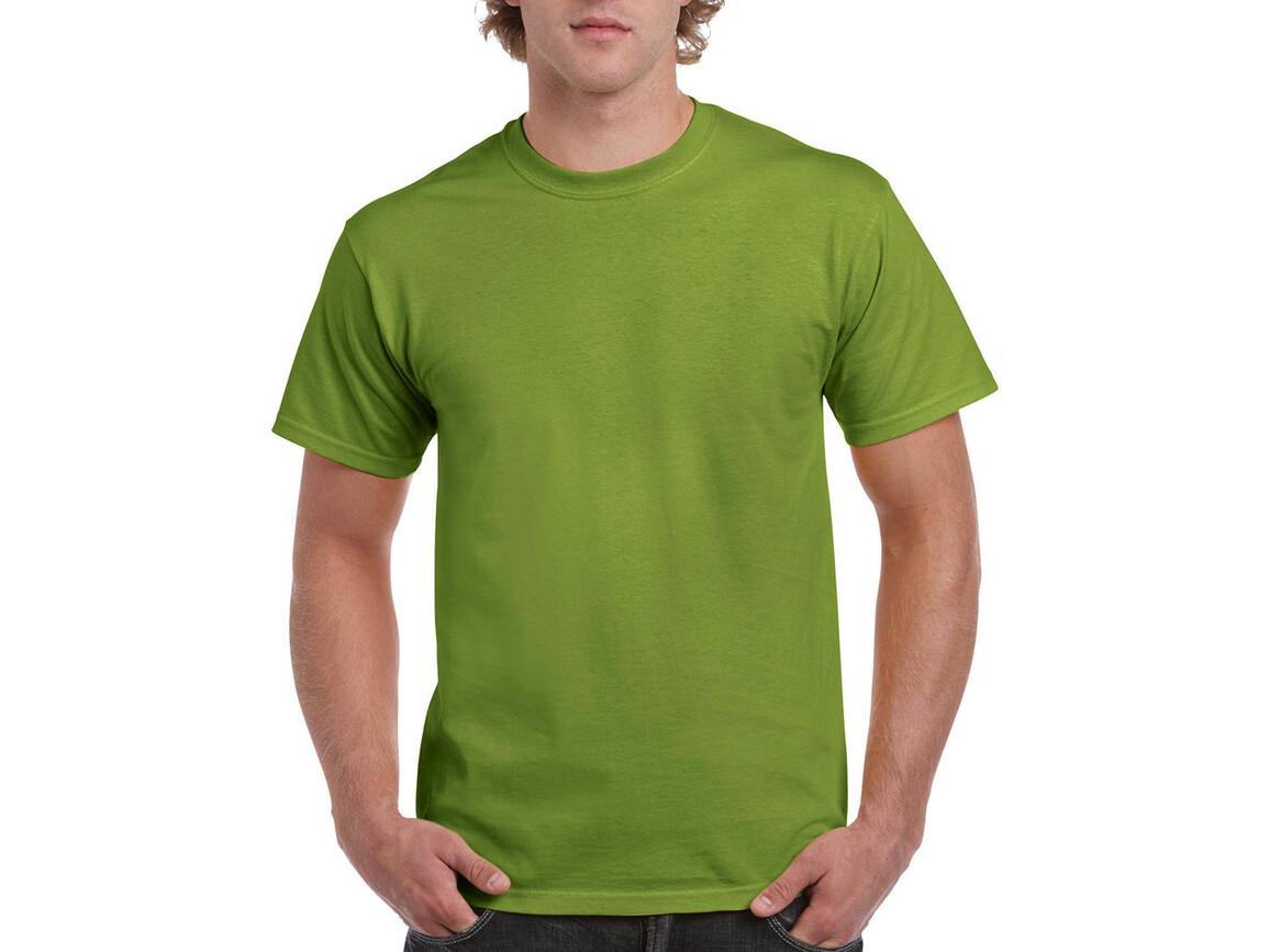 Gildan Ultra Cotton Adult T-Shirt, Kiwi, S bedrucken, Art.-Nr. 102095203