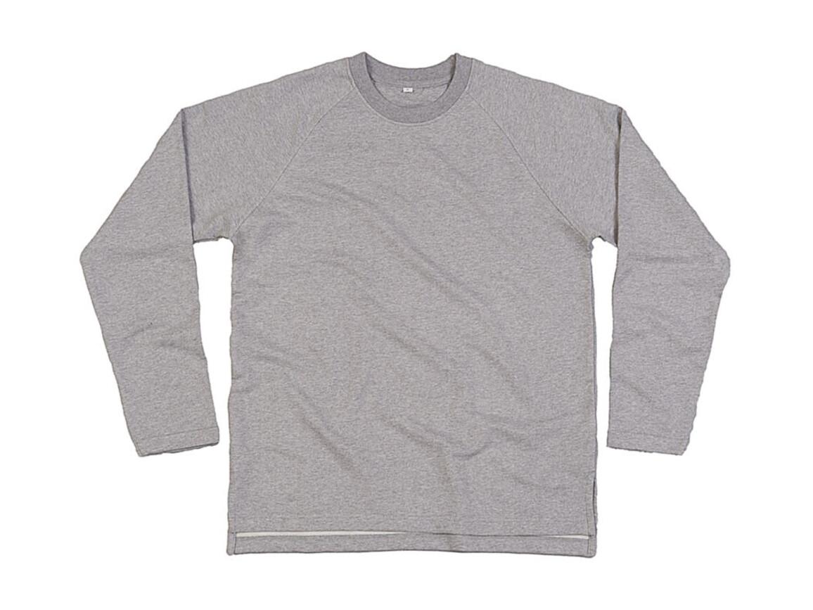 Mantis One Sweatshirt, Heather Grey Melange, L bedrucken, Art.-Nr. 201481265