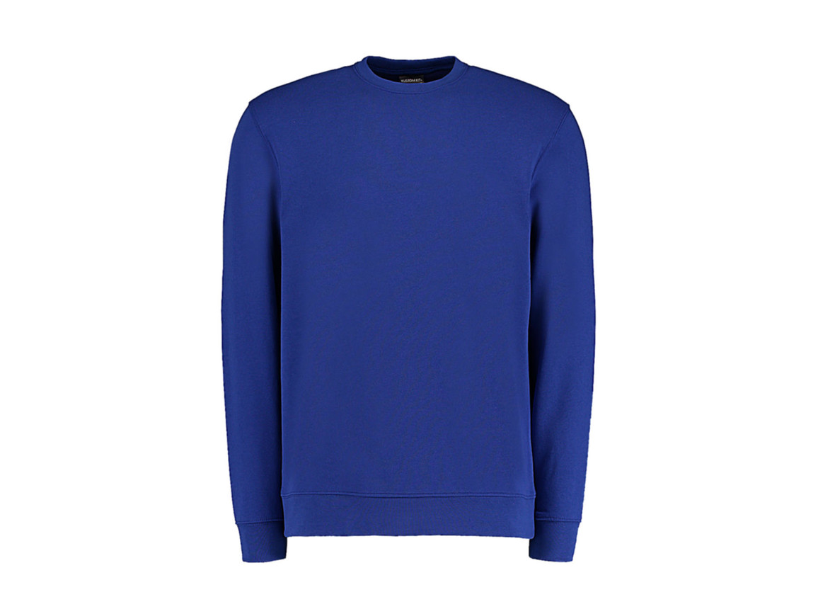 Kustom Kit Regular Fit Sweatshirt Superwash® 60º, Royal, L bedrucken, Art.-Nr. 202113005
