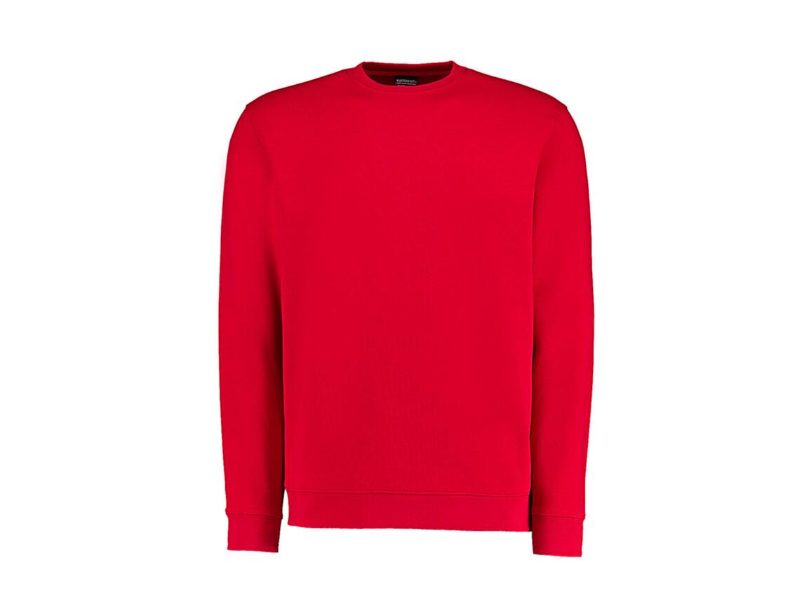 Kustom Kit Regular Fit Sweatshirt Superwash® 60º, Red, 3XL bedrucken, Art.-Nr. 202114008