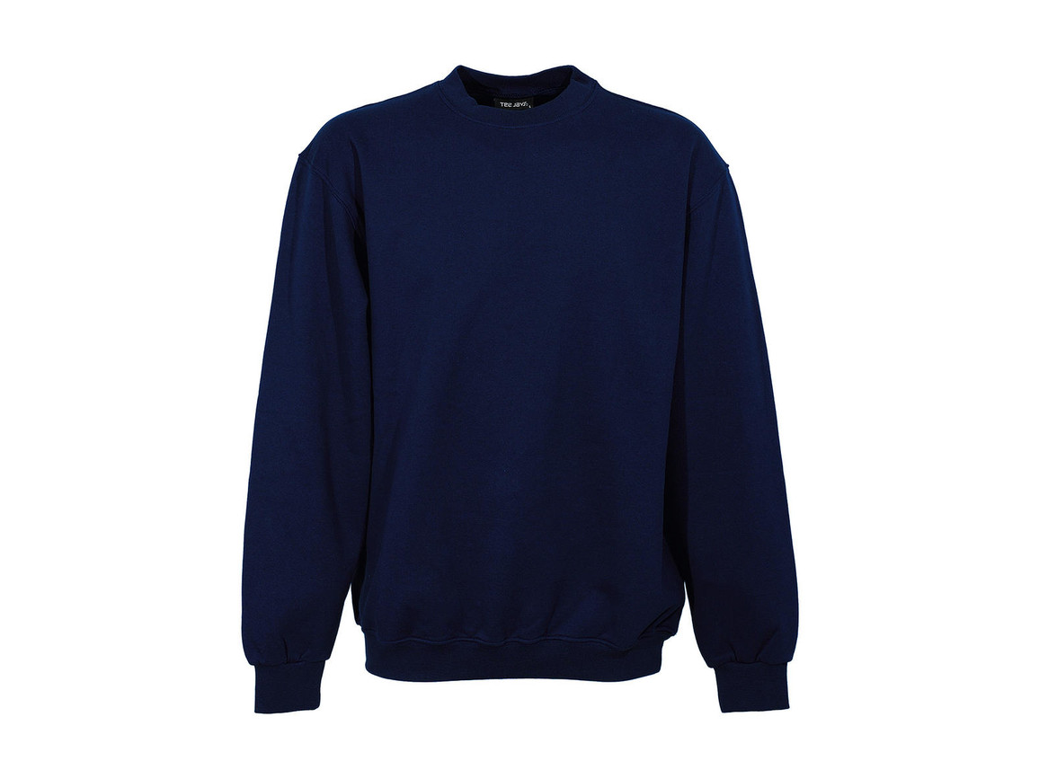 Tee Jays Heavy Sweat, Navy, 2XL bedrucken, Art.-Nr. 215542006