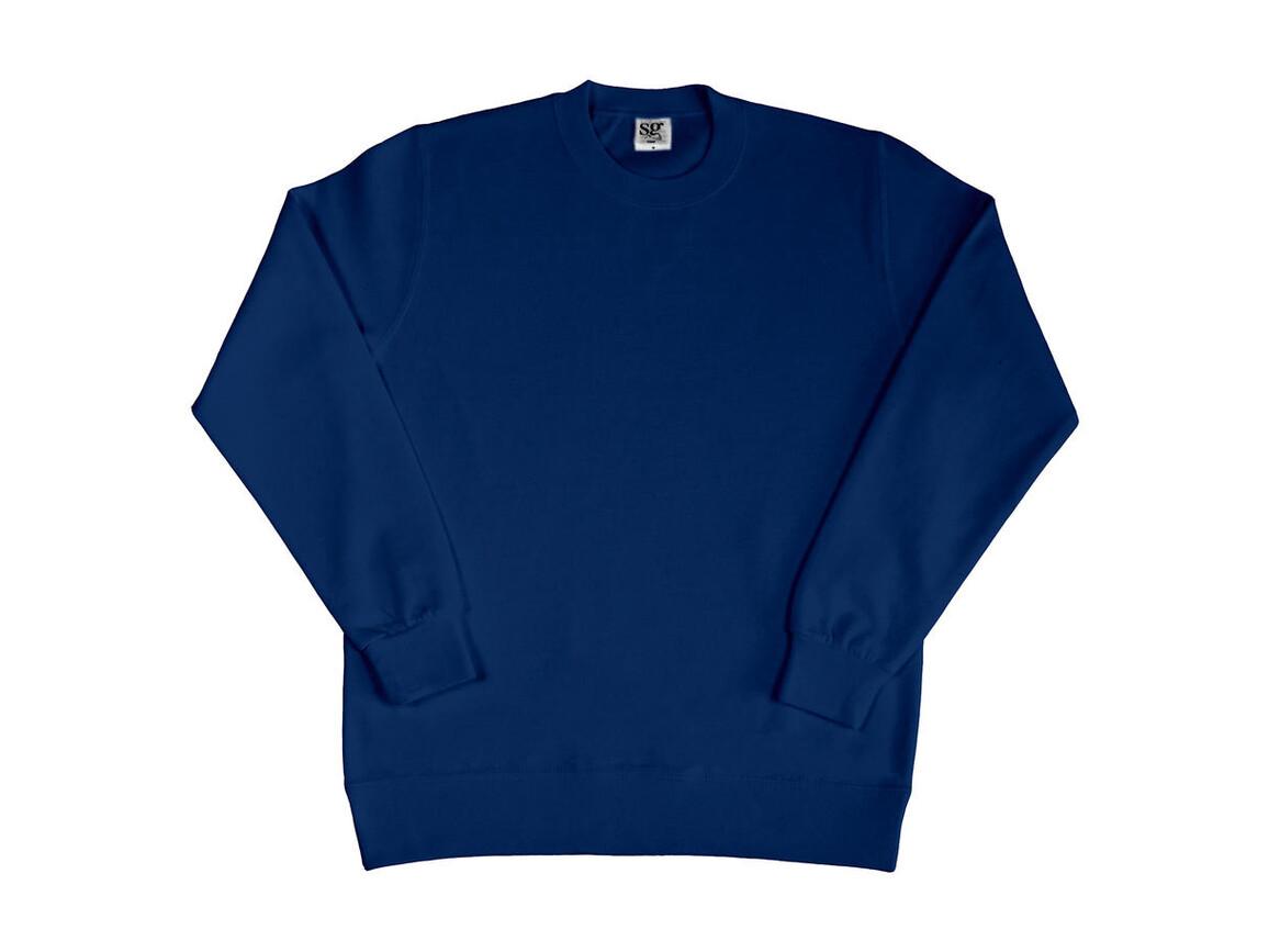 SG Ladies` Sweatshirt, Navy, XS bedrucken, Art.-Nr. 220522002