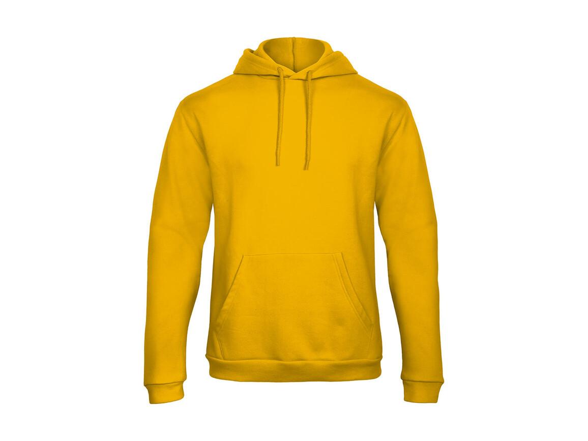 B & C ID.203 50/50 Hooded Sweatshirt Unisex, Gold, XL bedrucken, Art.-Nr. 221426436