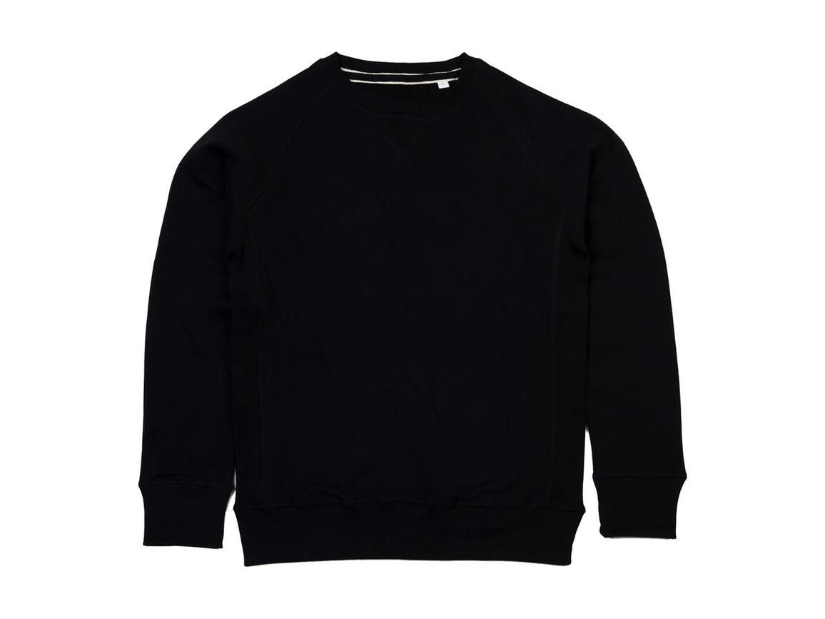 Mantis Men`s Superstar Sweatshirt, Black, XL bedrucken, Art.-Nr. 230481016