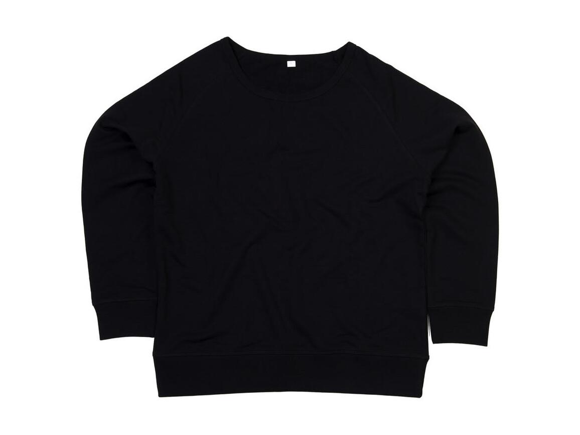 Mantis Ladies Sweatshirt, Black, S bedrucken, Art.-Nr. 231481013