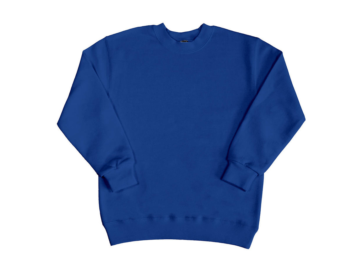 SG Kids` Sweatshirt, Royal Blue, 128 (7-8/L) bedrucken, Art.-Nr. 286523005