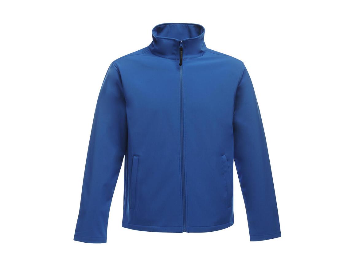 Regatta Classic Softshell Jacket, Oxford Blue, 3XL bedrucken, Art.-Nr. 431173268