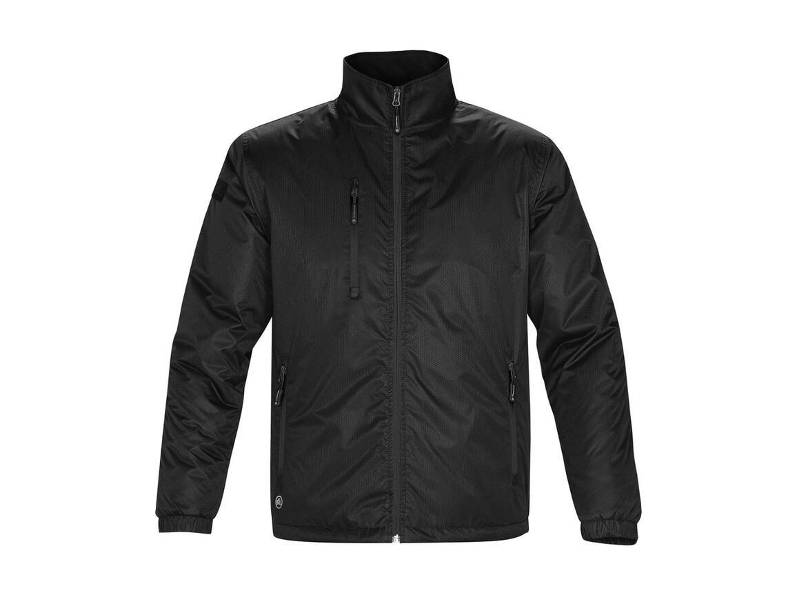 StormTech Axis Jacket, Black/Black, S bedrucken, Art.-Nr. 431181532