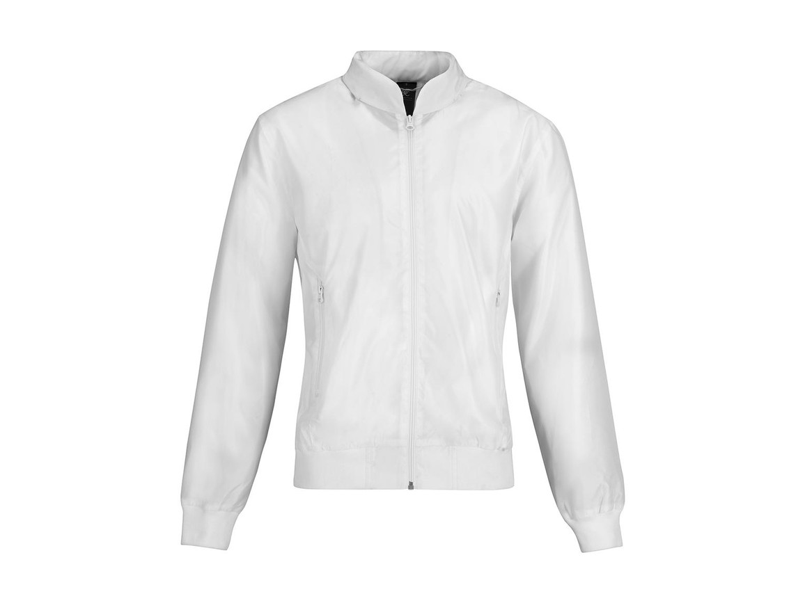 B & C Trooper/women Jacket, White/White, 2XL bedrucken, Art.-Nr. 441420707