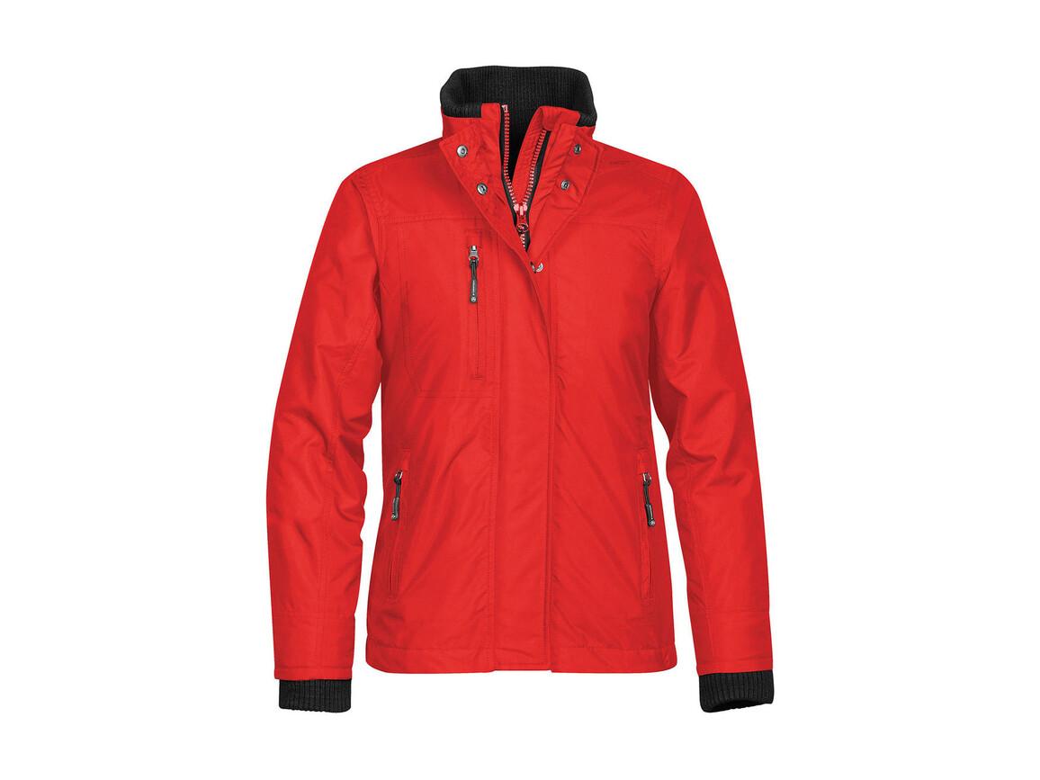 StormTech Women`s Avalanche Microfleece Lined Jacket, True Red, XS bedrucken, Art.-Nr. 446184022