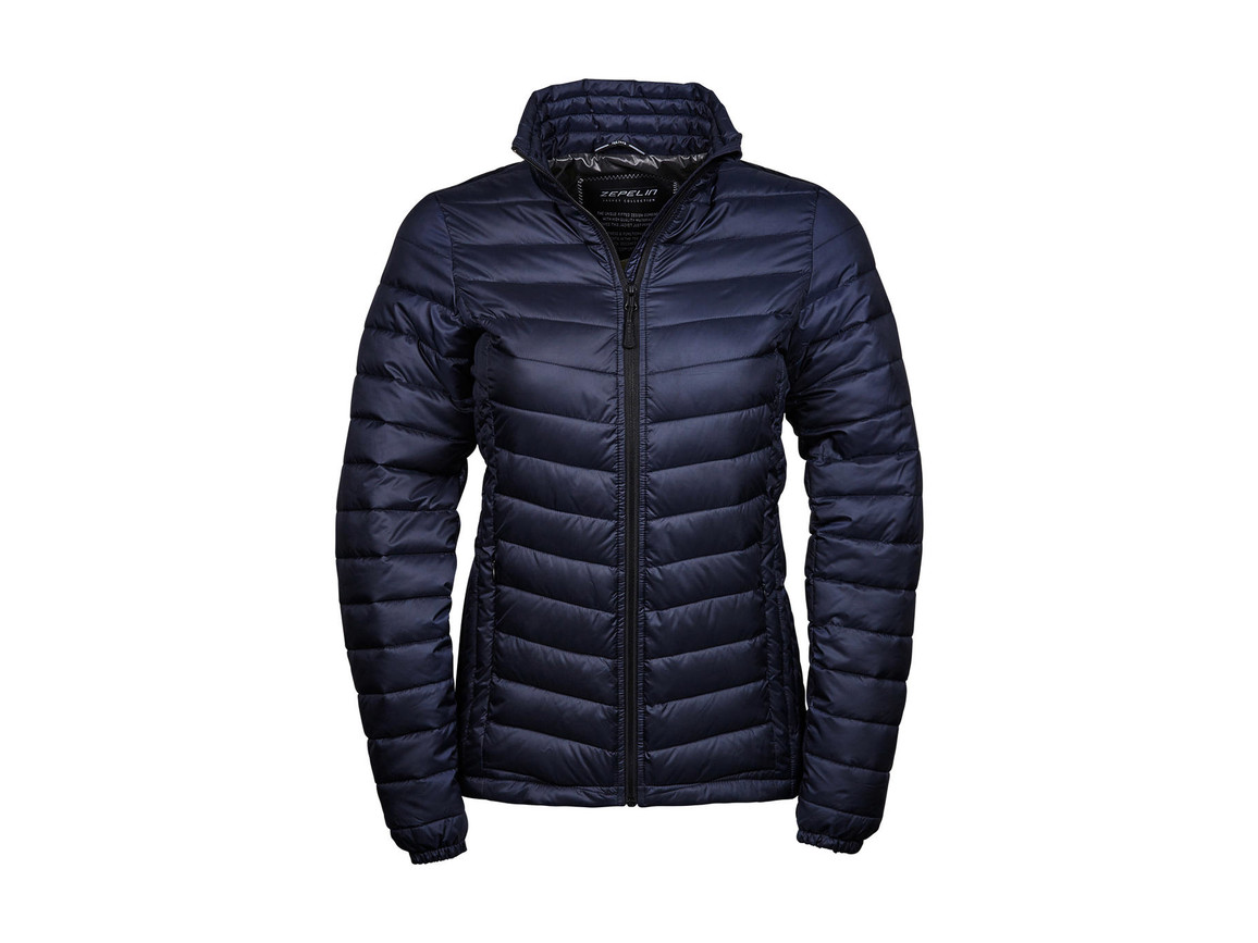 Tee Jays Ladies` Zepelin Jacket, Deep Navy, L bedrucken, Art.-Nr. 454542025