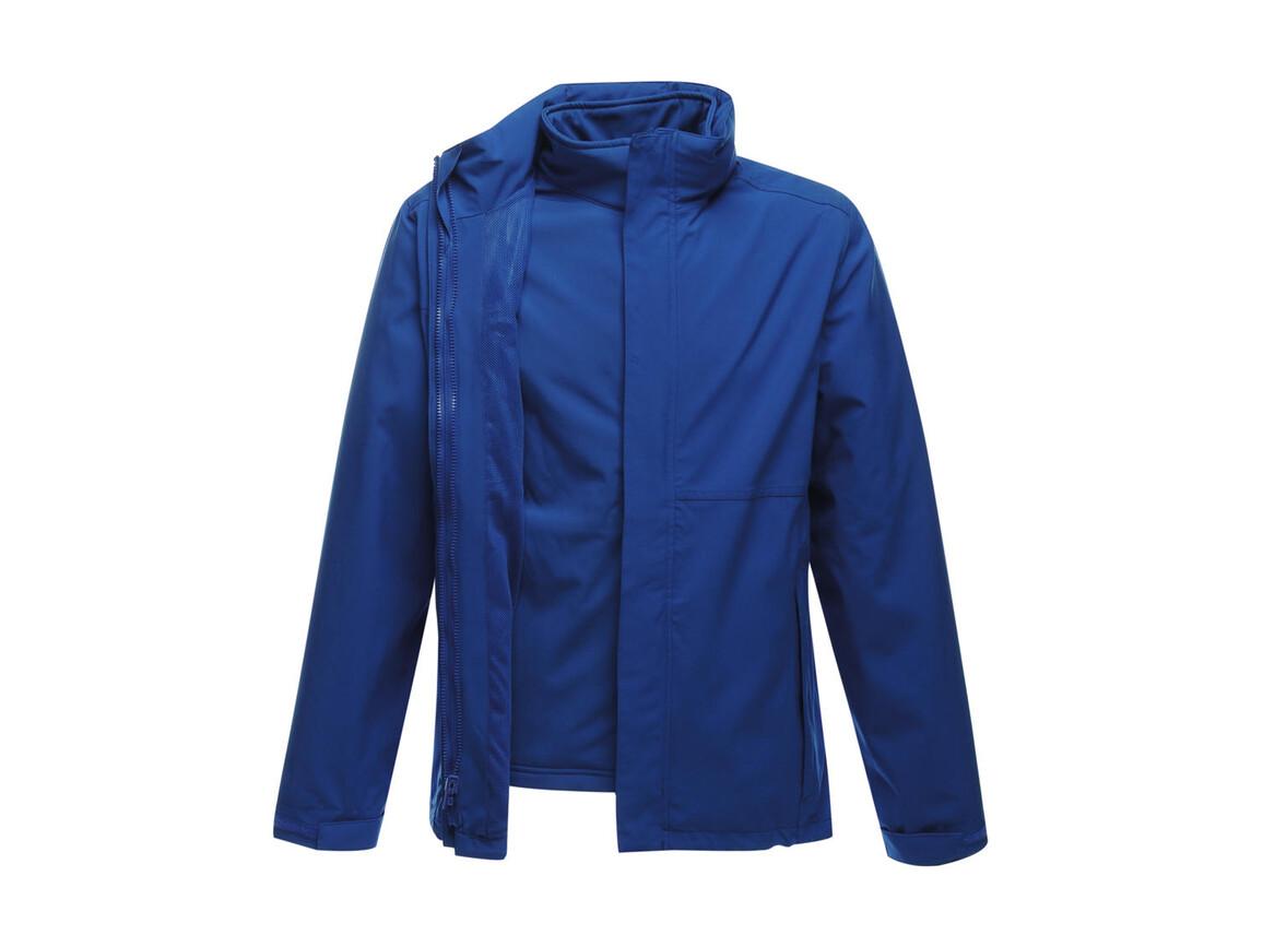Regatta Kingsley 3-in-1 Jacket, Oxford Blue/Oxford Blue, 2XL bedrucken, Art.-Nr. 456173537