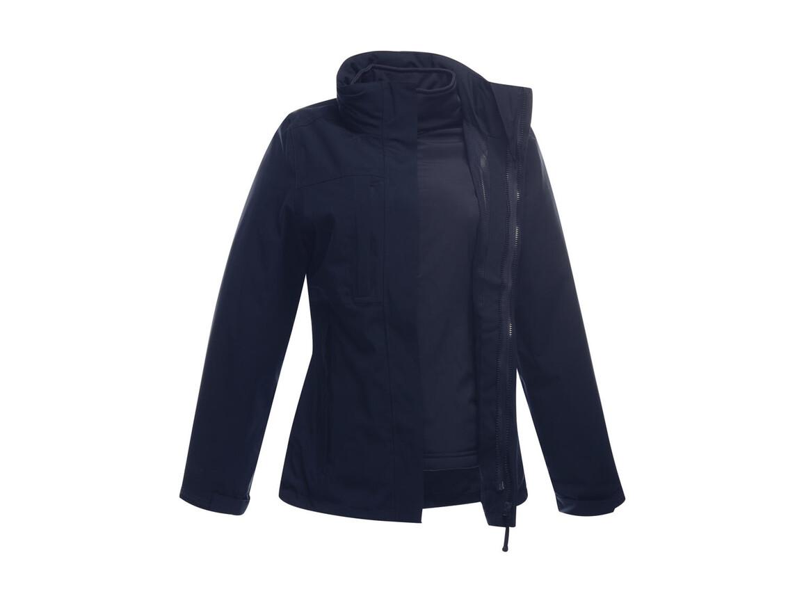 Regatta Women`s Kingsley 3-in-1 Jacket, Navy/Navy, 16 (42) bedrucken, Art.-Nr. 457172566