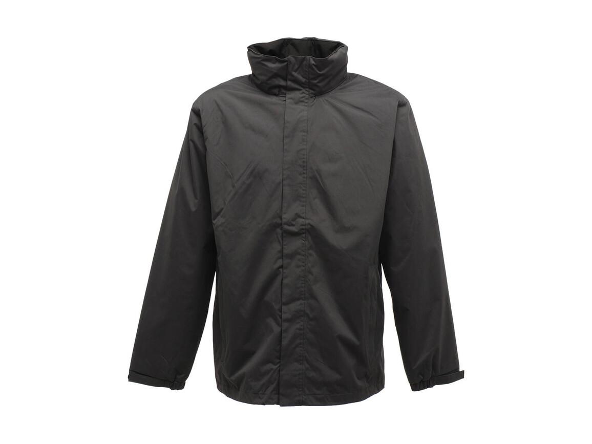 Regatta Ardmore Jacket, Seal Grey/Black, L bedrucken, Art.-Nr. 461171585