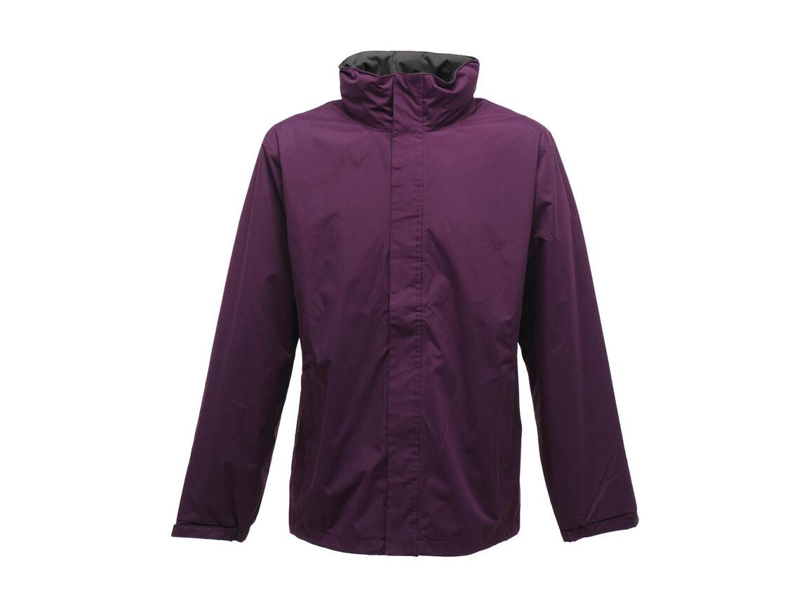 Regatta Ardmore Jacket, Majestic Purple/Seal Grey, XL bedrucken, Art.-Nr. 461173736
