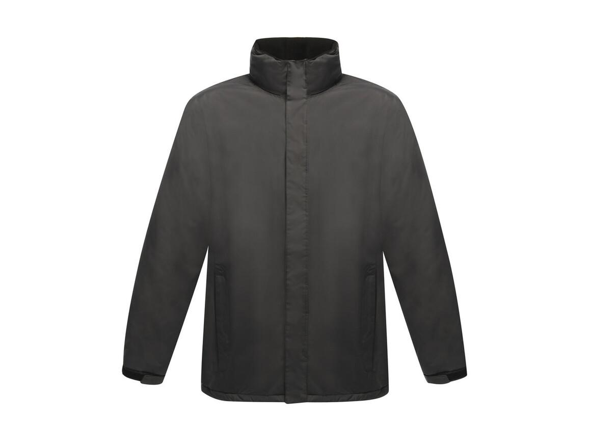 Regatta Aledo Waterproof Insulated Jacket, Seal Grey/Black, S bedrucken, Art.-Nr. 468171583