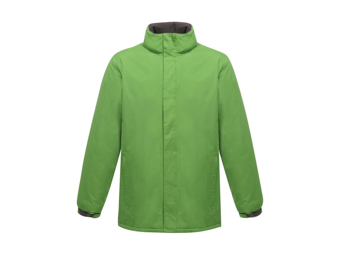 Regatta Aledo Waterproof Insulated Jacket, Extreme Green/Seal Grey, S bedrucken, Art.-Nr. 468175573