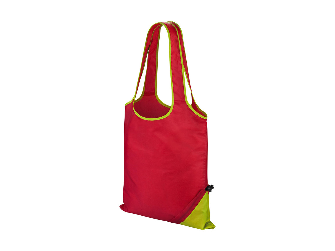 Result HDI Compact Shopper, Raspberry/Lime, One Size bedrucken, Art.-Nr. 600333620
