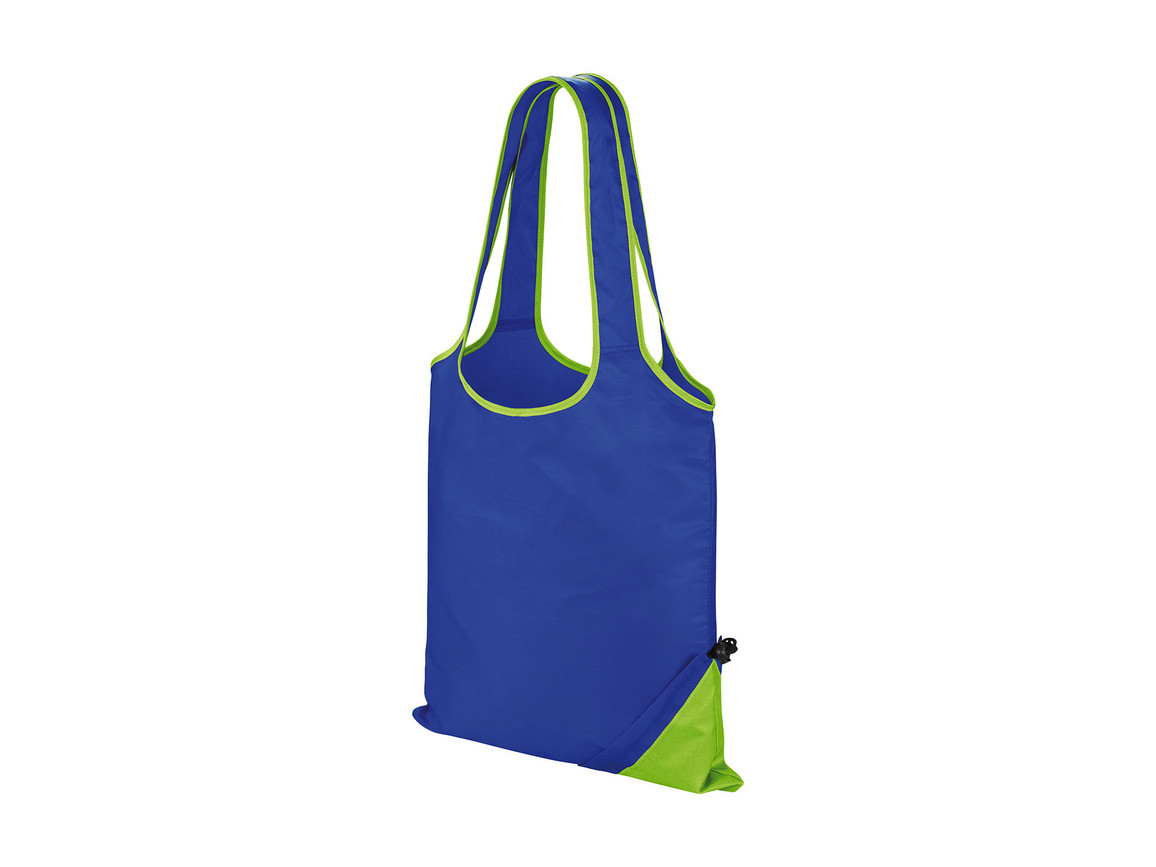 Result HDI Compact Shopper, Royal/Lime, One Size bedrucken, Art.-Nr. 600333650