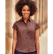 Russell Europe Ladies` Easy Care Fitted Shirt bedrucken, Art.-Nr. 79700