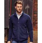 Russell Europe Full Zip Microfleece bedrucken, Art.-Nr. 88000
