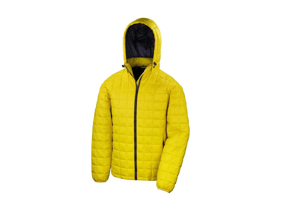 Result Blizzard Jacket, Yellow/Navy, XS bedrucken, Art.-Nr. 888336522