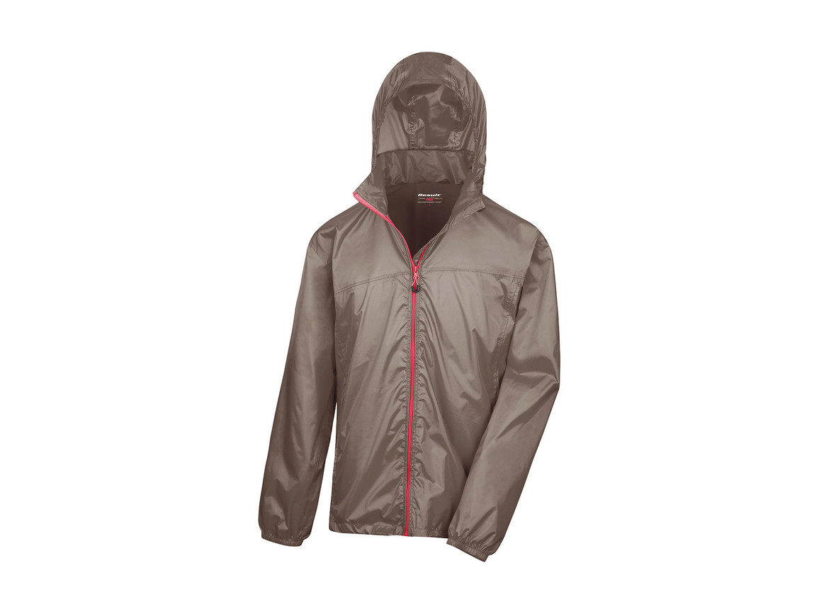 Result Hdi Quest Lightweight Stowable Jacket, Fennel/Pink, 3XL bedrucken, Art.-Nr. 889337648