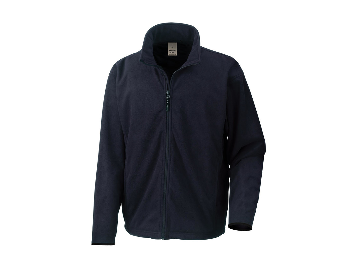 Result Climate Stopper Water Resistant Fleece, Navy, L bedrucken, Art.-Nr. 890332005