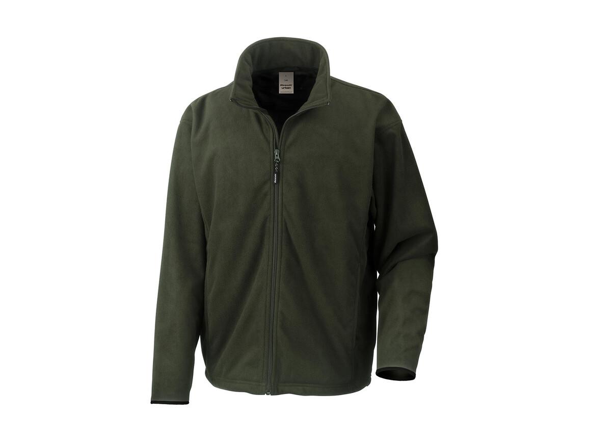 Result Climate Stopper Water Resistant Fleece, Moss Green, L bedrucken, Art.-Nr. 890335165