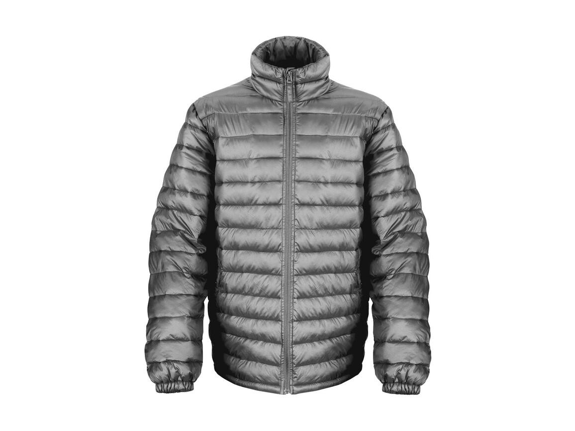 Result Ice Bird Padded Jacket, Frost Grey, XL bedrucken, Art.-Nr. 892331266