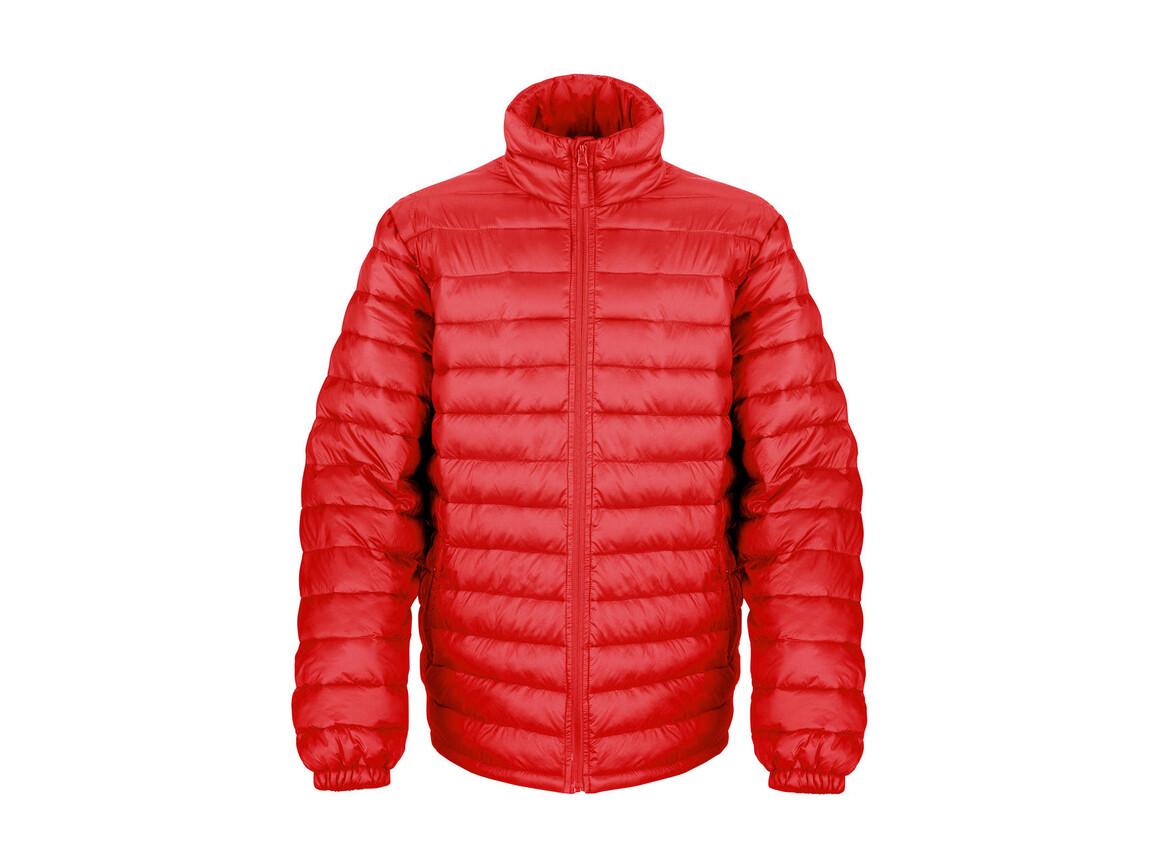 Result Ice Bird Padded Jacket, Red, 2XL bedrucken, Art.-Nr. 892334007