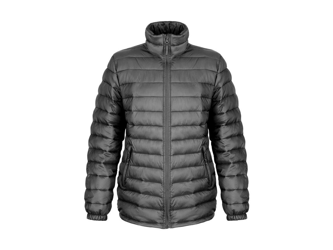 Result Ladies` Ice Bird Padded Jacket, Black, M (12) bedrucken, Art.-Nr. 893331014