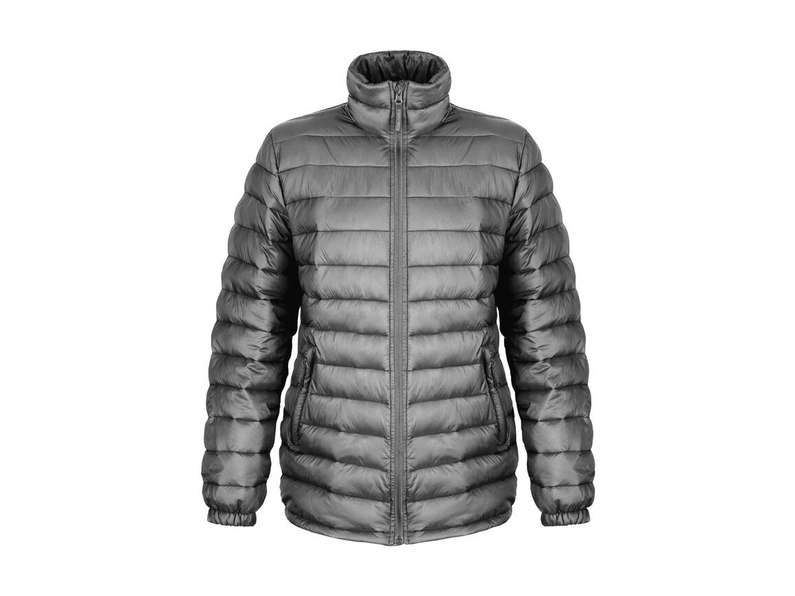 Result Ladies` Ice Bird Padded Jacket, Frost Grey, XL (16) bedrucken, Art.-Nr. 893331266