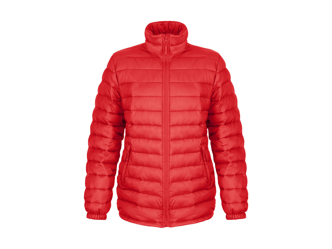 Result Ladies` Ice Bird Padded Jacket, Red, XL (16) bedrucken, Art.-Nr. 893334006
