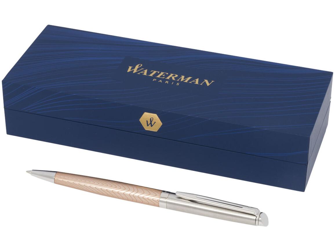 Hémisphère Deluxe Premium Kugelschreiber, magenta bedrucken, Art.-Nr. 10732502