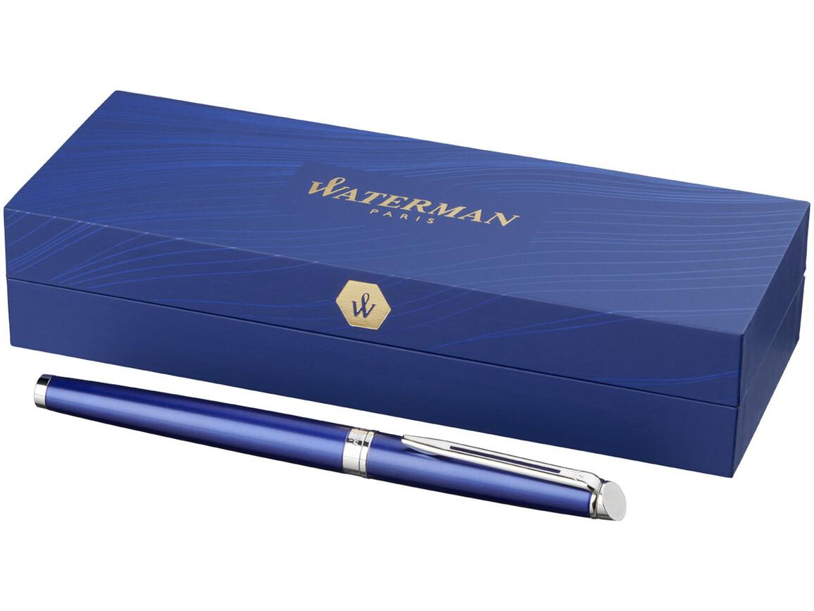 Hémisphère Core Fashion Tintenroller, blau bedrucken, Art.-Nr. 10732600