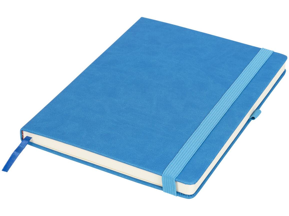 Rivista Notizbuch, blau bedrucken, Art.-Nr. 21021301