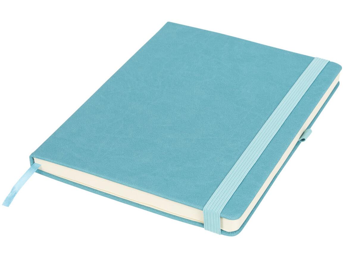 Rivista Notizbuch, aquablau bedrucken, Art.-Nr. 21021302