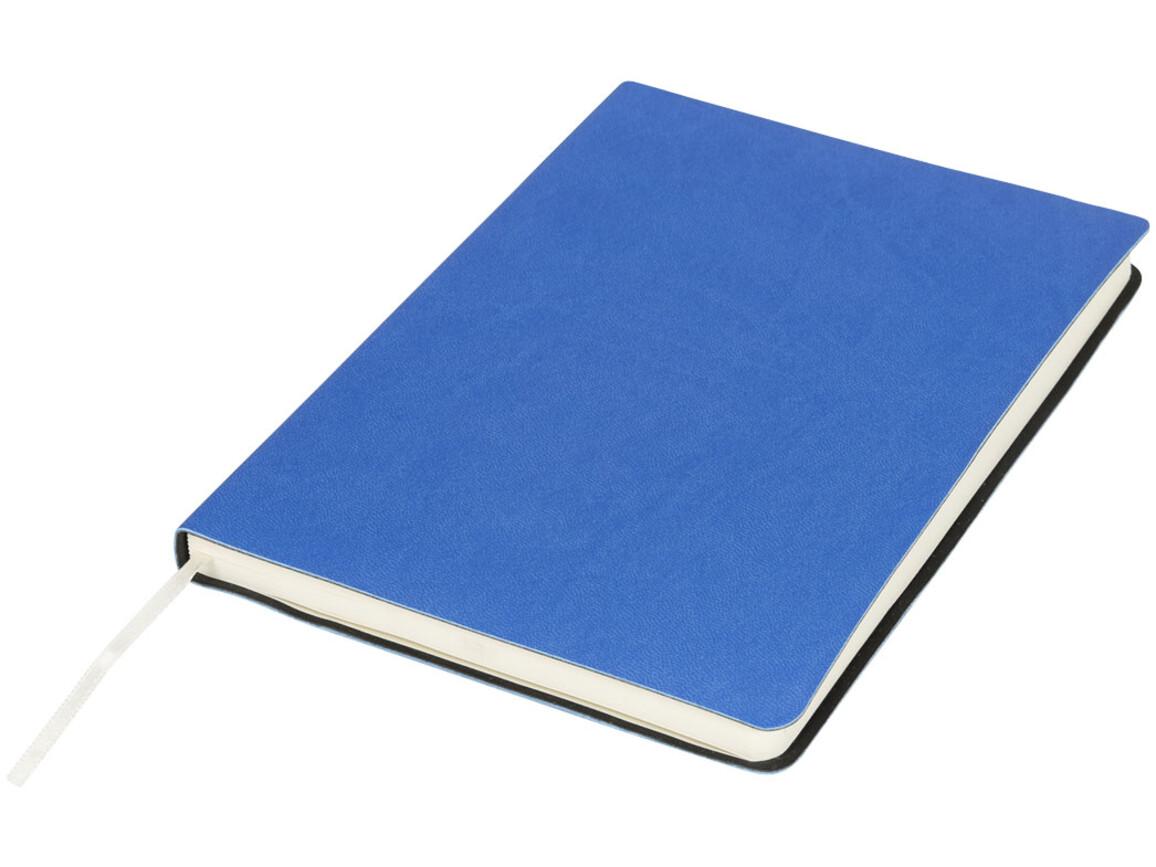 Liberty weiches A5 Notizbuch, blau bedrucken, Art.-Nr. 21021901