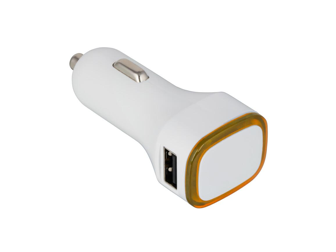 USB Autoladeadapter REFLECTS-COLLECTION 500 bedrucken, Art.-Nr. _S_80500-WE-OE