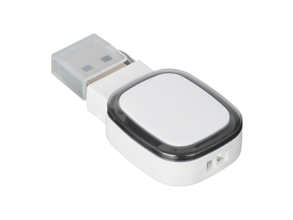 USB-Speicherstick REFLECTS-COLLECTION 500 bedrucken, Art.-Nr. _S_80503-WE-BK-8GB