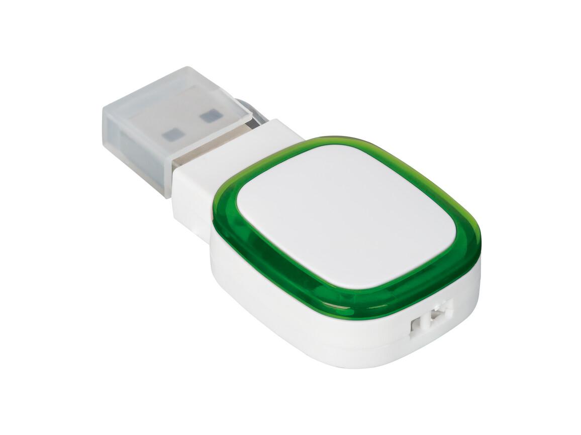 USB-Speicherstick REFLECTS-COLLECTION 500 bedrucken, Art.-Nr. _S_80503-WE-GN-8GB