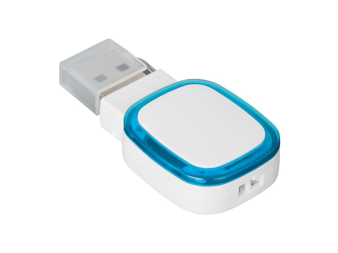 USB-Speicherstick REFLECTS-COLLECTION 500 bedrucken, Art.-Nr. _S_80503-WE-LBE-8GB