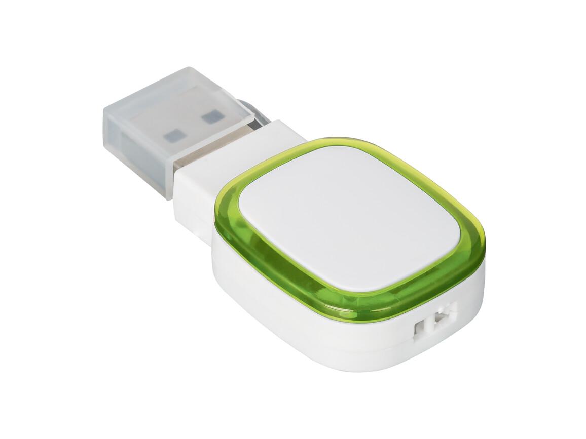 USB-Speicherstick REFLECTS-COLLECTION 500 bedrucken, Art.-Nr. _S_80503-WE-LGN-8GB