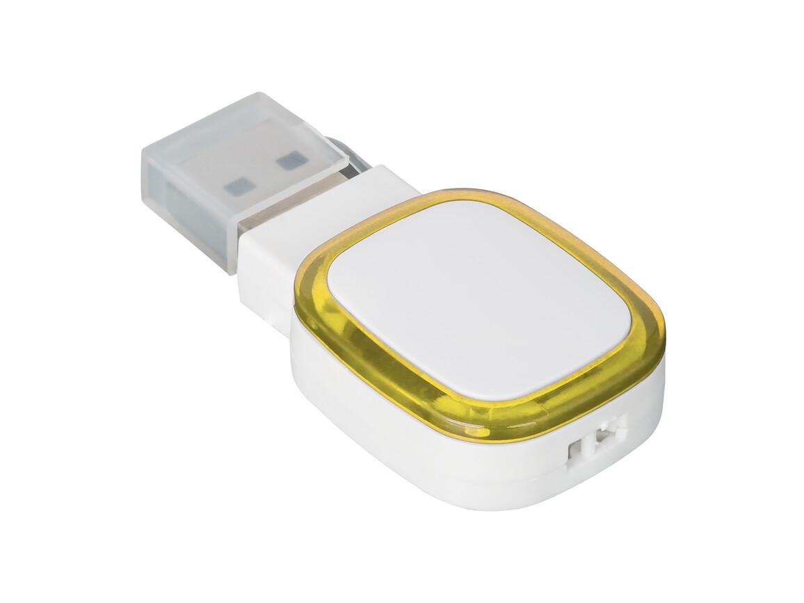 USB-Speicherstick REFLECTS-COLLECTION 500 bedrucken, Art.-Nr. _S_80503-WE-YW-4GB