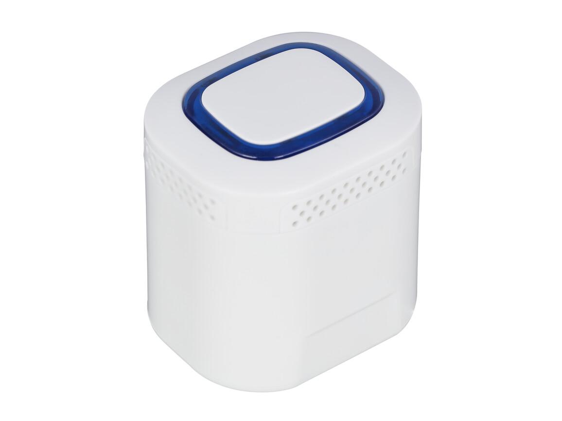Bluetooth®-Lautsprecher S REFLECTS-COLLECTION 500 bedrucken, Art.-Nr. _S_80504-WE-BE
