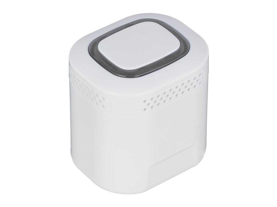Bluetooth®-Lautsprecher S REFLECTS-COLLECTION 500 bedrucken, Art.-Nr. _S_80504-WE-BK