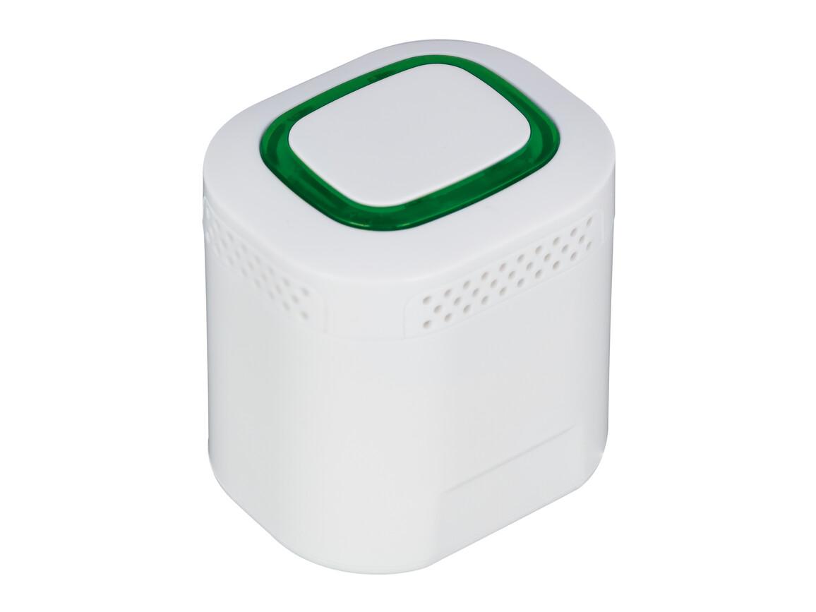 Bluetooth®-Lautsprecher S REFLECTS-COLLECTION 500 bedrucken, Art.-Nr. _S_80504-WE-GN