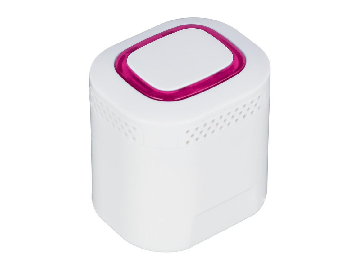 Bluetooth®-Lautsprecher S REFLECTS-COLLECTION 500 bedrucken, Art.-Nr. _S_80504-WE-MG